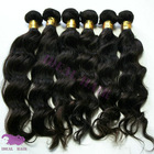 buying in large quantity of machine weft european hair color brand