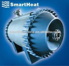 spiral plate condenser