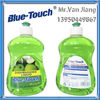 dishwashing liquid soap detergent Green Apple scent 500ml