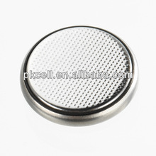 china factory of 3v cr2032 button cell for branded watches,durable in use
