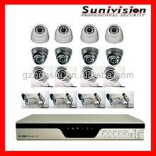 Sony 16CH cctv home dvr surveillance/h.264 dvr cctv system