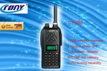 CY-288 DTMF dial memory and automatic repeater intercom long distance wireless