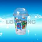 360ml Ice Cream Plastic Cups