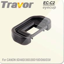 Travor HIGH performace camera accessories EC-C2 eyecup for CANON 5D/40D/30D/20D/10D/D60/D30