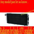 ATV Radiator for YAMAHA YFZ450R YFZ 450R YFZ450X 2009-2010 & ATV aluminum radiator