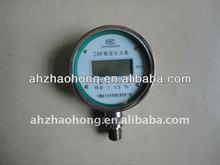 digital pressure bourdon manometer