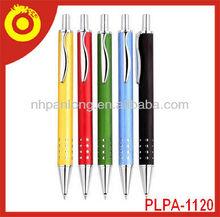 fashion pvc ball pen