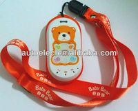 GTK940 Cute Kids GPS Phone GPS Coordinates Locator