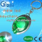 promotion custom logo key chain