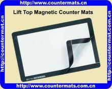 Lift Top Magnetic Counter Mats