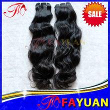 100% natural virgin pure high quality indonesian virgin hair