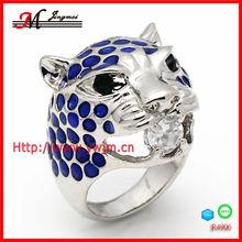 R4906 Jingmei Gemstone Promotional Zircon Animal Ring