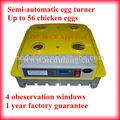 أفضل بائع الدجاج 56 عقد بيض التفريخ وحاضنة في المخزون