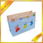 music bag with flashing led light for promotional/gift/shopping