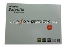 AZBOX Bravissimo Twin Free SKS Nagra3, S930A receiver, Amazonas satellite TV receiver