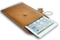 For ipad mini pouch;fashion handbag leather
