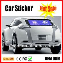 OFF! Newest ! Hottest!! glow in dark car sticker/90 25cm car el sticker