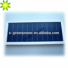 Light Weight Solar Panel 18V Waterproof