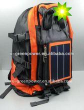 Foldable Flexible Solar Panel for Backpacks
