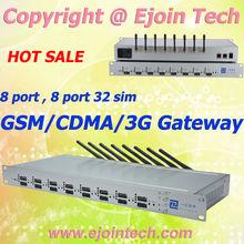 8 port voip cdma gateway