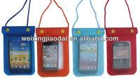 waterproof dry bags 2013 EVA swimming bag with zip top touch