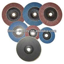 zirconia aluminum flap discs T27/T29 excellent polishing
