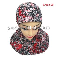 Malaysian hijabs head scarves