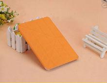 2013 new design genuine leather fake book case for ipad mini