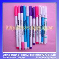 Yoken air erasable pen vanishing Ink Pen for garment-01