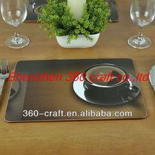 dinnerware pad cork coaster