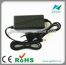 24w DC12V 2A desktop power adapter double cables