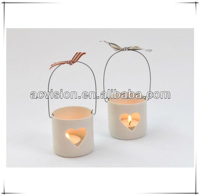Heart Candles Heart Shaped Tea Light Candle