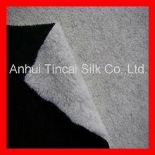 Polyester Fleece Bonded Fabric for Blanket/Jacket