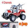 Newest Hot-sale 4CH rc jeep, rc car, rc toys