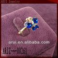 2013 de moda traje de princesa de la corona anillos de la joyería turco