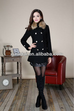 2013 New design name brand winter coats for ladies