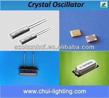 Cristal de cuarzo oscilador de 1.8432 MHz - 120.000 MHz