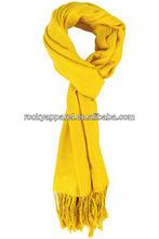 Hot Fashion Knitted Magic Scarf Patti Solid Color Pashmina