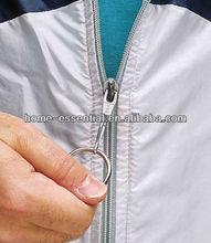 12PCS/LOT Zipper Ring Pulls