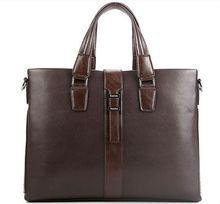 pu leather laptop handbag for men, 2013 fashion bag