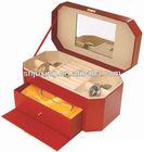 Handmade Paper jewelry box drawer pulls
