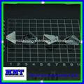 Alta precisión prismas de vidrio para el instrumento de medición