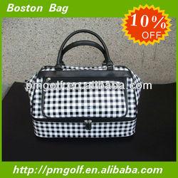 Personalized OEM Golf Boston Bags