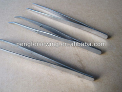 SEWING MACHINE SPARE PARTS/SEWING MACHINE ACCESSORIES HIGH QUALITY TWEEZER BENT-6