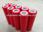 li-ion battery cell UR18650AY Sanyo 18650 2250mah 3.7V