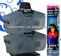 professional salon cape,salon silicone rubber cappa good quality