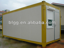 Cheap movable Modular Container House / Prefab House for hotel