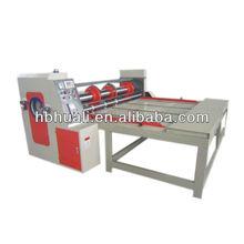 Corrugated cardboard slotting machine (economy type 400)/ corrugator for carton making