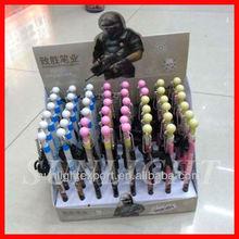 plastic disposable decorative ballpoint pens