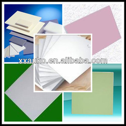 Low price and High Quality waterproof drywall gypsum board(AUKO-D35)